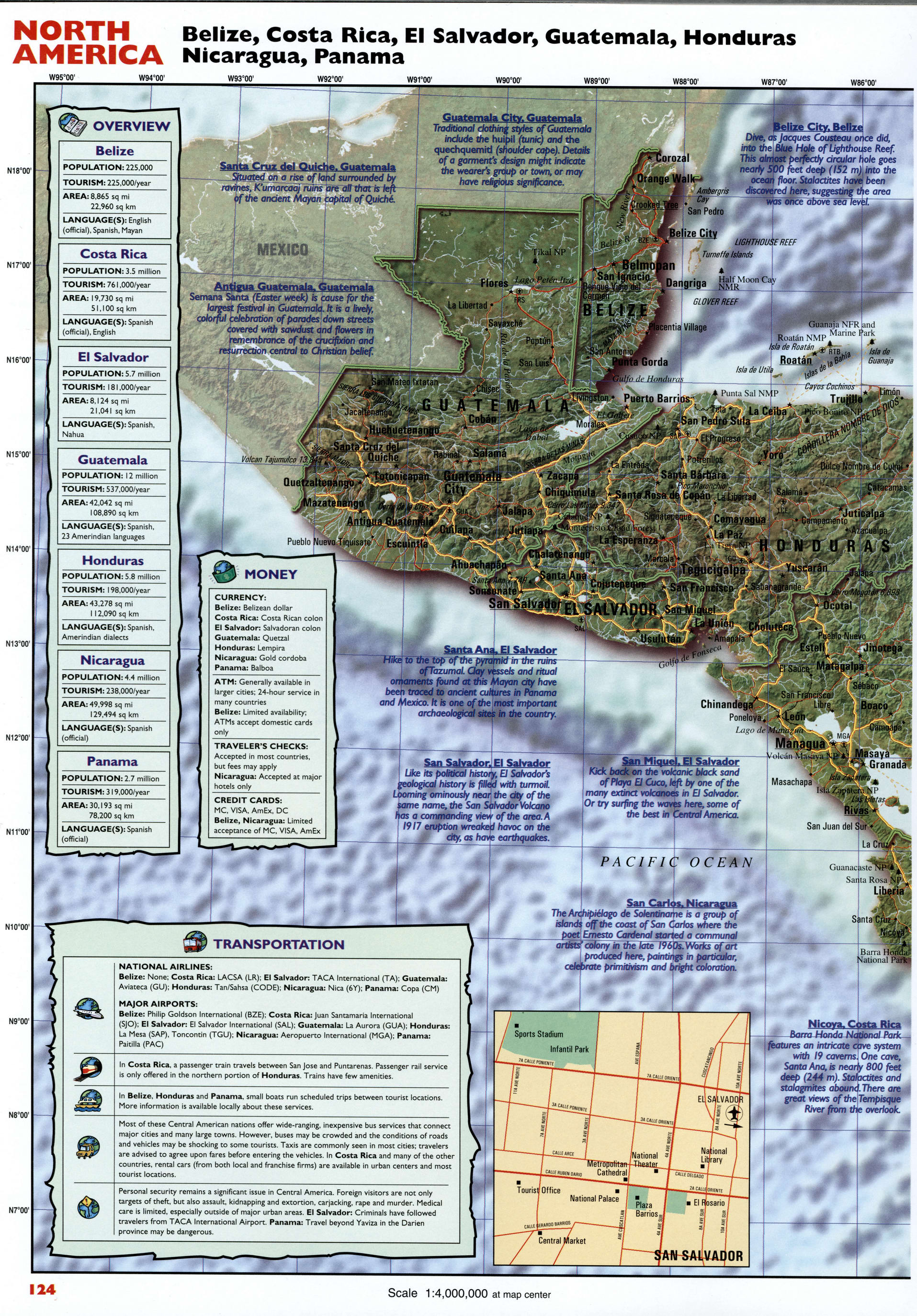 Venezuela detailed mapFree Maps of South America